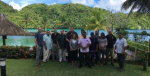CAVR/Stimson conference in Palau